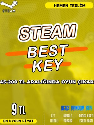 Steam Random (BEST) Key