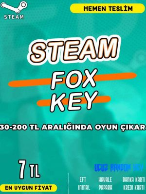 Steam Random (FOX) Key
