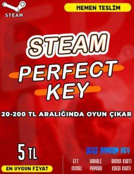 Steam Random (PERFECT) Key
