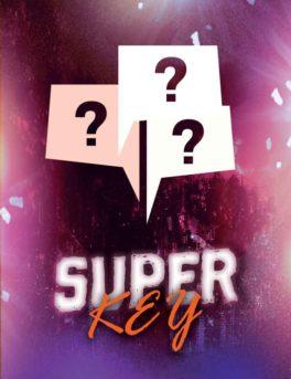 Steam Süper Key