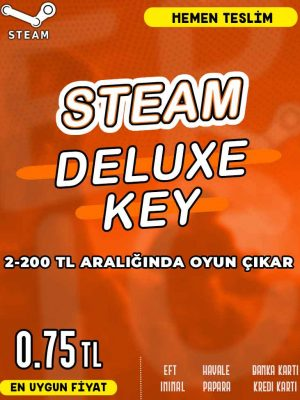 Steam Random (DELUXE) Key