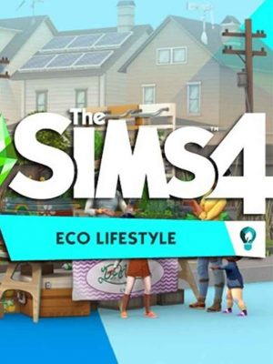 The Sims 4: Eco Lifestyle CD KEY