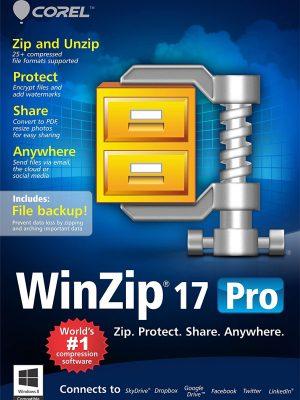 WinZip 17 Pro Full Versiyon SINIRSIZ