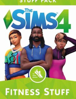 The Sims 4: Fitness Stuff CD KEY