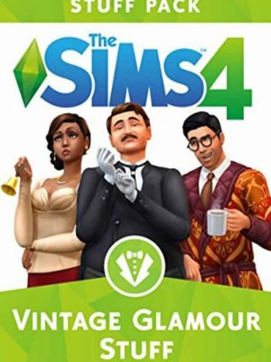 The Sims 4: Vintage Glamour Stuff CD KEY