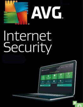 AVG Internet Security 2020 1 PC 1 YIL