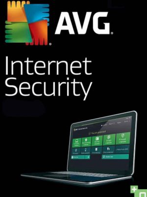 AVG Internet Security 2020 1 PC 1 YIL