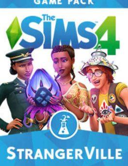 The Sims 4: Strangerville CD KEY