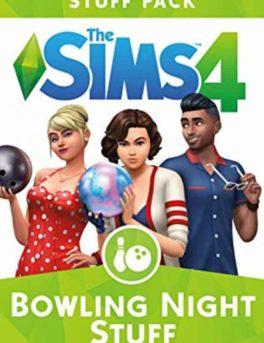 The Sims 4: Browling Night Stuff CD KEY