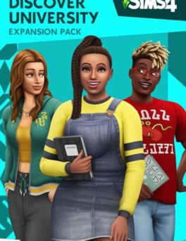 The Sims 4: Discover University CD KEY
