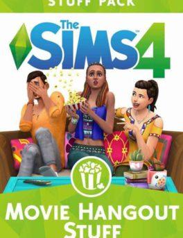 The Sims 4: Movie Hangout Stuff CD KEY