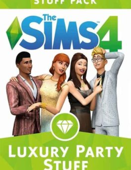 The Sims 4: Luxury Party Stuff CD KEY