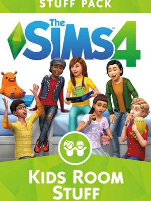 The Sims 4: Kids Room Stuff CD KEY