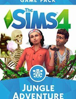 The Sims 4: Jungle Adventure CD KEY