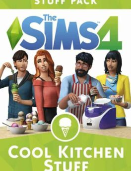 The Sims 4: Cool Kitchen Stuff CD KEY