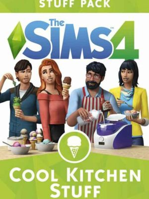 The Sims 4: Cool Kitchen Stuff CD KEY