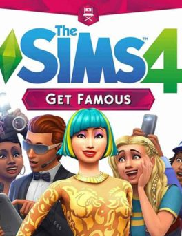 The Sims 4: Get Famous CD KEY