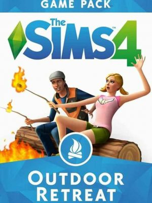 The Sims 4 : Outdoor Retreat CD KEY