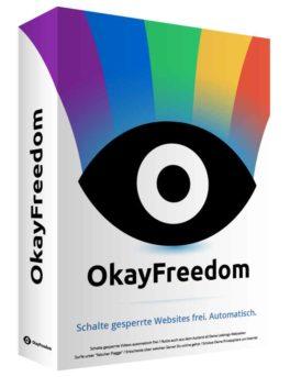 OkayFreedom VPN PREMIUM 1 YIL SINIRSIZ