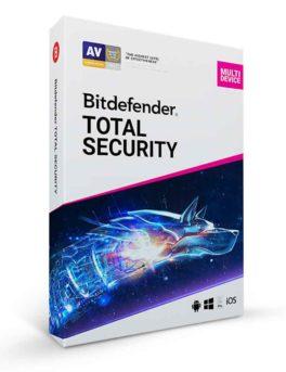 Bitdefender Total Security 5 PC 3 AY