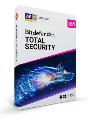 Bitdefender Total Security 5 PC 6 AY
