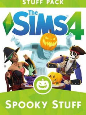 The Sims 4: Spooky Stuff CD KEY