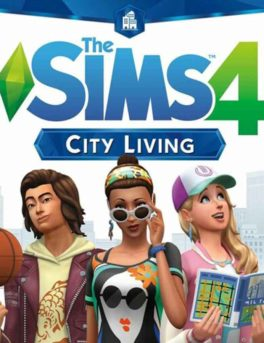 The Sims 4: City Living CD KEY