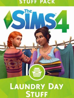 The Sims 4: Laundry Day Stuff CD KEY