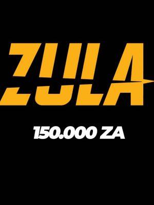 150.000 Zula Altını (ZA)