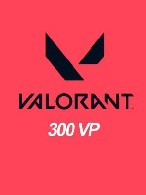 Valorant 300 Points VP