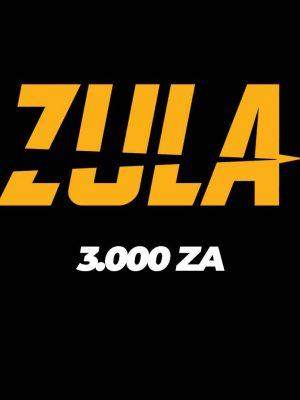 3.000 Zula Altını (ZA)