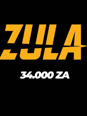 34.000 Zula Altını (ZA)
