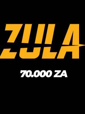 70.000 Zula Altını (ZA)
