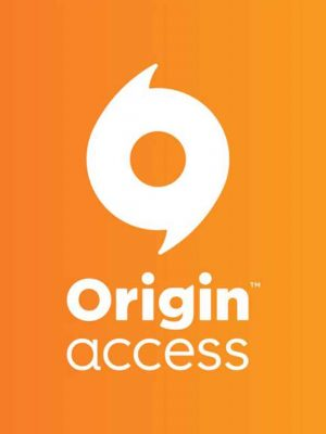 EA Origin Access 1 Ay