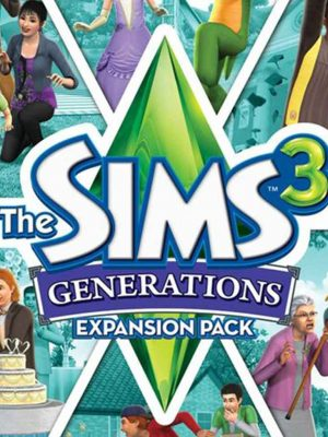 The Sims 3 : Generations CD KEY