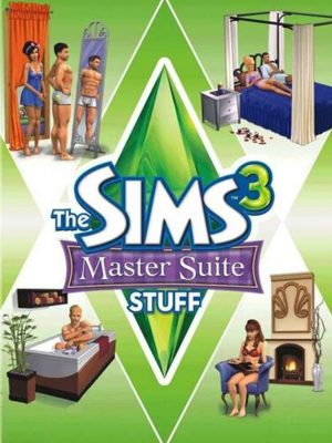 The Sims 3: Master Suite Stuff CD KEY