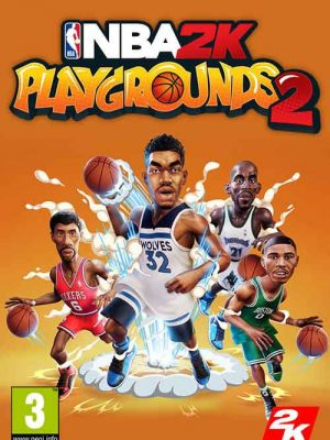 NBA 2K Playgrounds 2 Steam CD Key