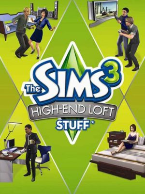 The Sims 3 : High End Loft Stuff CD KEY