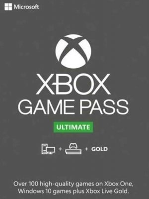 Xbox Game Pass Ultimate – 14 Gün Xbox live CD Key