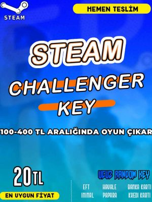 Steam Random (CHALLENGER) Key