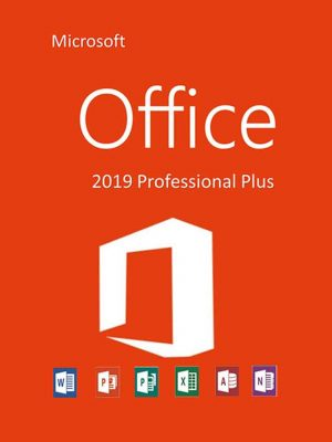 Office 2019 Pro Plus Lisans Anahtarı