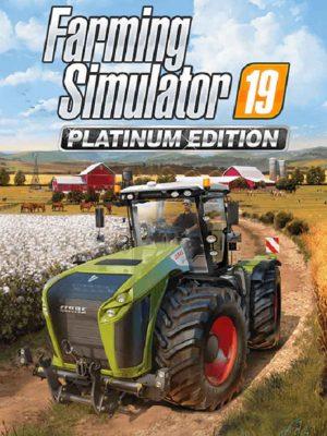 Farming Simulator 2019 – Platinum Edition